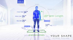 E3 2010 : Images de Your Shape : Fitness Evolved