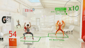Du contenu pour Your Shape : Fitness Evolved
