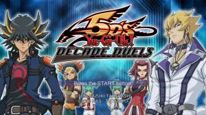 GC 2010 : Images de Yu-Gi-Oh ! 5D's Decade Duels