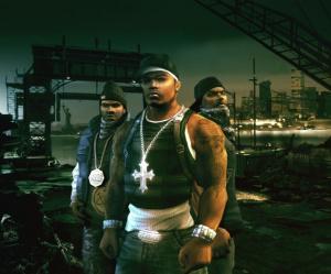 La B.O de 50 Cent : Bulletproof
