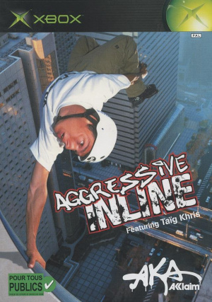 Aggressive Inline sur Xbox