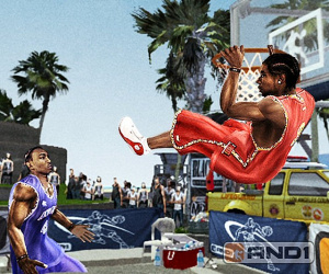 AND 1 Streetball - Xbox