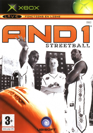 AND 1 Streetball sur Xbox