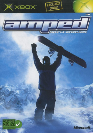 Amped : Freestyle Snowboarding sur Xbox