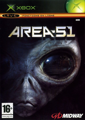 Area-51 sur Xbox