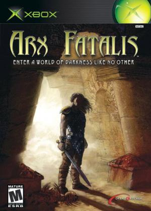 Arx Fatalis sur Xbox
