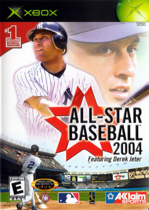 All-Star Baseball 2004 sur Xbox