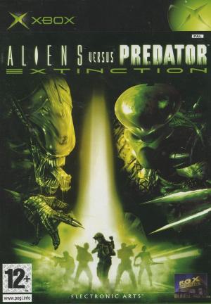Aliens versus Predator : Extinction sur Xbox