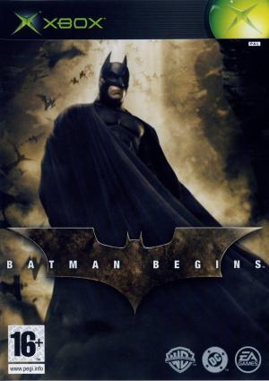 Batman Begins sur Xbox