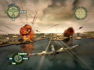 Blazing Angels : Squadrons Of WWII - Xbox