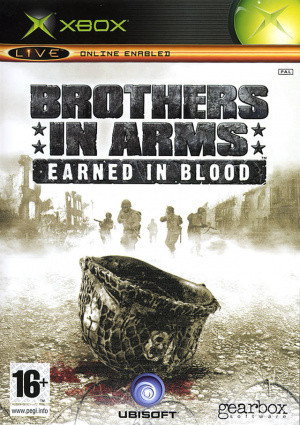 Brothers in Arms : Earned in Blood sur Xbox