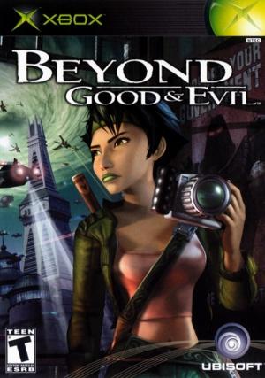 Beyond Good & Evil sur Xbox
