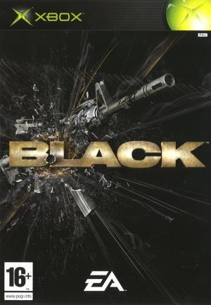 Black sur Xbox