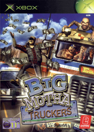 Big Mutha Truckers sur Xbox