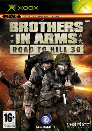 Brothers in Arms : Road to Hill 30 sur Xbox