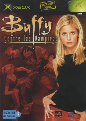 Buffy contre les Vampires sur Xbox