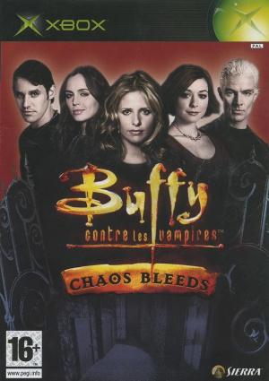 Buffy contre les Vampires : Chaos Bleeds sur Xbox