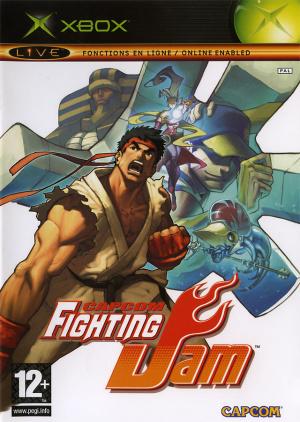 Capcom Fighting Jam sur Xbox