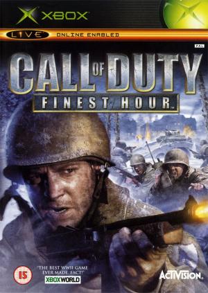Call of Duty : Le Jour de Gloire sur Xbox