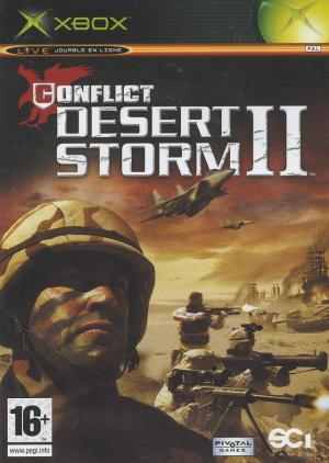 Conflict : Desert Storm II sur Xbox
