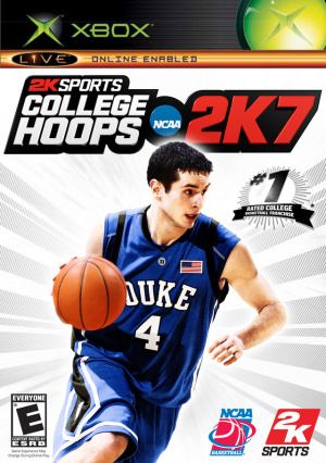 College Hoops 2K7 sur Xbox