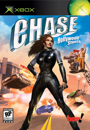 Chase : Hollywood Stunt Driver sur Xbox