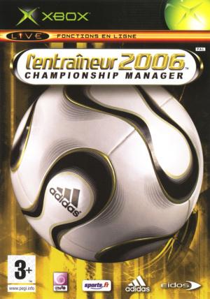L'Entraîneur 2006 sur Xbox
