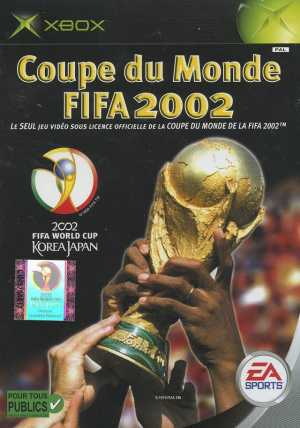 Coupe du Monde FIFA 2002 sur Xbox