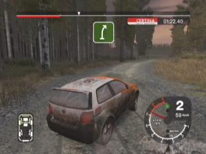 Colin McRae Rally 2005 en images