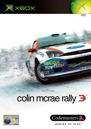Colin McRae Rally 3 sur Xbox