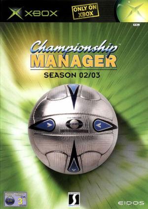 L'Entraîneur : Saison 02/03 sur Xbox