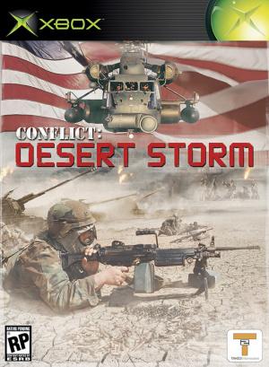 Conflict : Desert Storm sur Xbox
