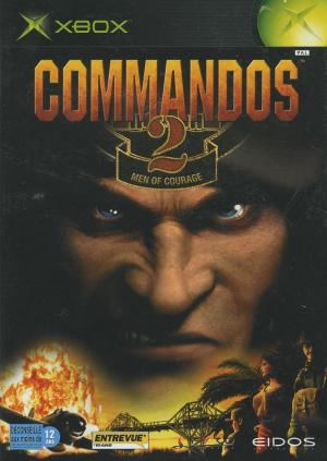 Commandos 2 : Men of Courage sur Xbox