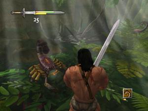 Conan VS Scorpion