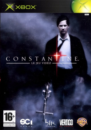 Constantine sur Xbox