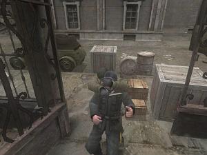 Les Commandos contre-attaquent