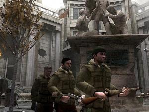 Commandos Strike Force s'illustre