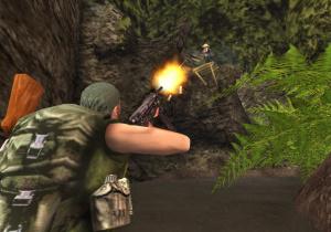 Conflict Vietnam sur la scène