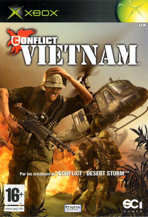 Conflict : Vietnam sur Xbox