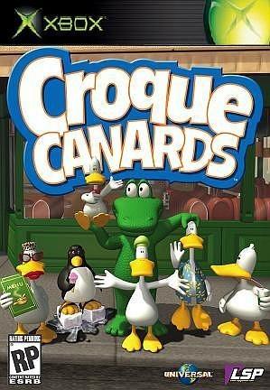 Croque Canards sur Xbox