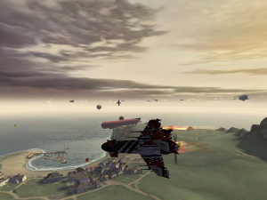 Crimson Skies : High Road To Revenge - Xbox