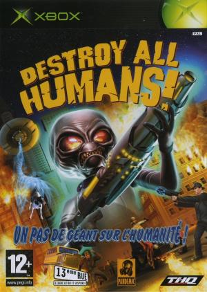 Destroy All Humans! sur Xbox
