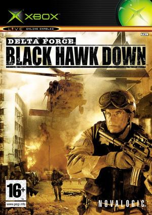 Delta Force : Black Hawk Down sur Xbox