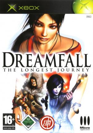 Dreamfall : The Longest Journey sur Xbox