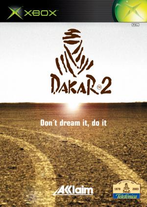 Dakar 2 sur Xbox