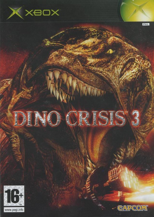 Dino Crisis 3 sur Xbox