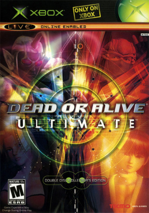 Dead or Alive Ultimate sur Xbox