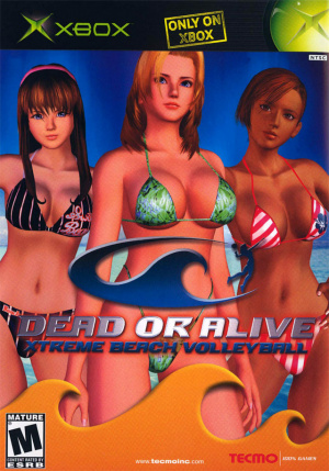 Dead or Alive : Xtreme Beach Volleyball sur Xbox