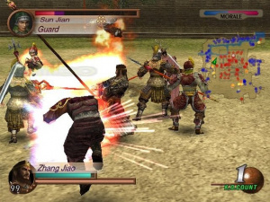 Détails concernant Dynasty Warriors 4