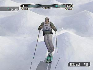 Wiki de ESPN International Winter Sports